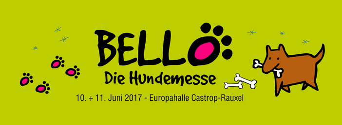 Bello Hundemesse 2017 in Castrop-Rauxel